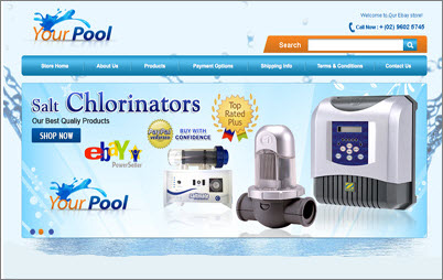 Your Pool Shop
